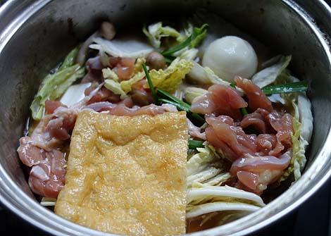 イオンモール 高知(高知市)金目鯛を使って鶏とちゃんこ鍋/ご当地スーパーめぐり