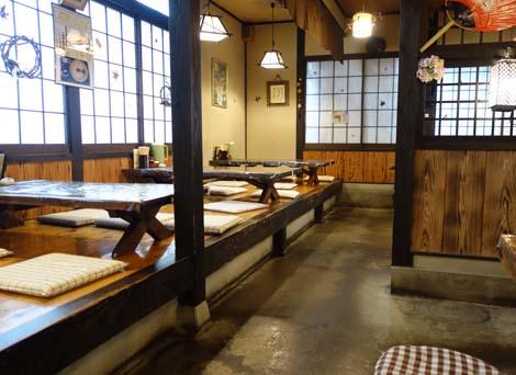 味由(福岡朝倉)九州のうどんやのにこんなコシのある冷たいぶっかけうどんがいただけるなんて