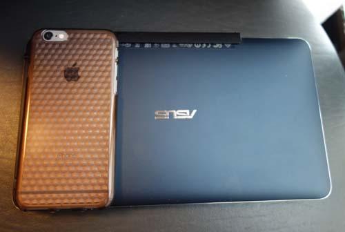 重さなんと720g!2in1端末「ASUS TransBook T90chi」を実際に使ってみたレビュー