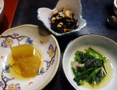 台所 あしゃぎ(沖縄那覇)居酒屋の絶品和定食のランチで手作り煮込みハンバーグデミグラスソース