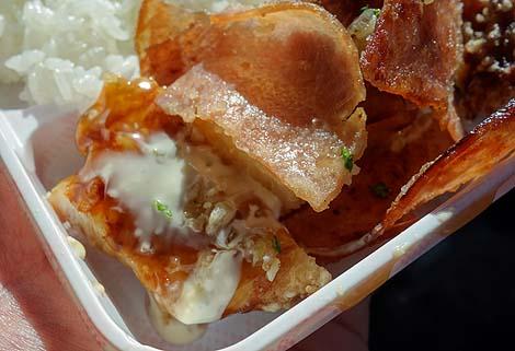 ちきん館 中村店(高知四万十)バイキング形式のお弁当が購入できる鶏料理専門店