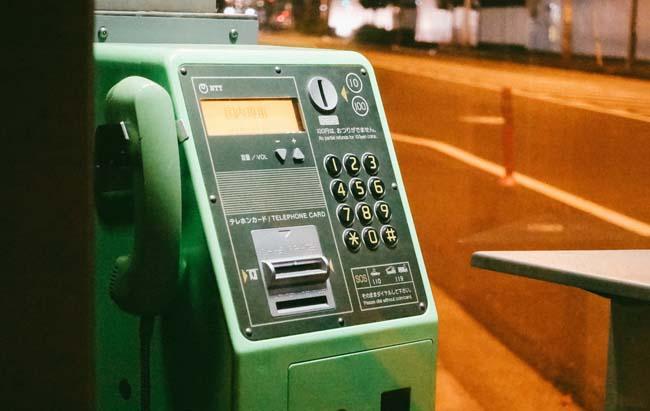 人見知り・コミュ障な人間には大苦手な電話!しかし今の若者にはそれは常識?