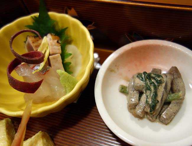 はし本(大阪梅田北新地)高級割烹料理屋でいただくお手軽1000円ランチではしご酒