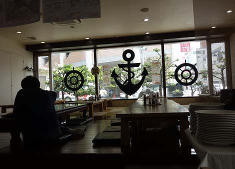 いかり屋(沖縄那覇)船員食堂の650円でいただける激安ランチバイキング!