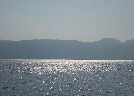 イッシーの正体は実はここに生息する大○○○だと思います「池田湖パラダイス」(鹿児島指宿)
