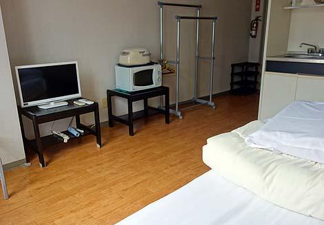 沖縄那覇2ヶ月利用したマンスリーマンション「インリンク」滞在記