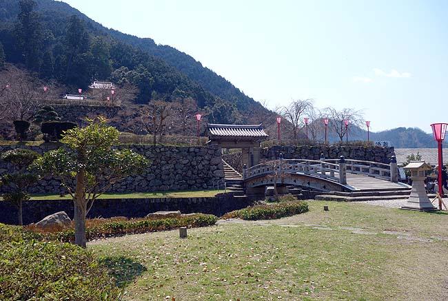 天守閣は存在しなかった但馬の国では唯一の城郭城跡です「出石城」(兵庫豊岡)