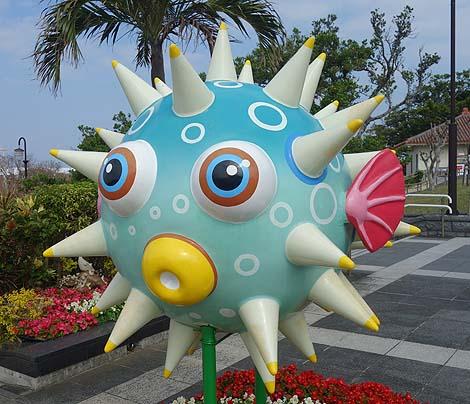 沖縄観光では誰もが訪問するメジャーな地ですね「海洋博公園」(沖縄国頭郡本部町)