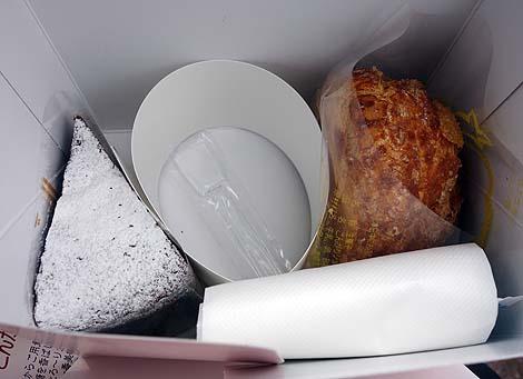 パティスリー カンパニュラ メデュウム(東京青砥)こんがりシューと半熟ショコラと珍しくスィーツを