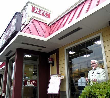 全国チェーンのお店やのに東京で行ってみたい飲食店シリーズ♪今回は「ケンタッキーフライドチキン」