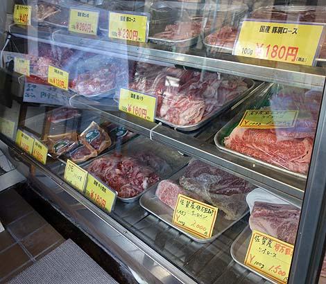 北島商店(東京西日暮里・新三河島)北島康介の実家は絶品メンチカツサンドのお店だった!