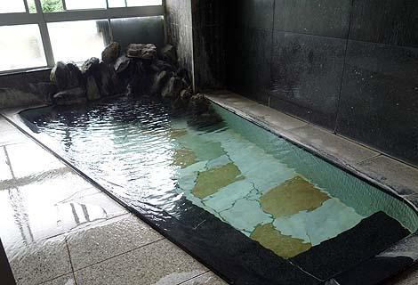 温泉博士でのはしご温泉3軒目 飯坂温泉「旅館 小松や」(福島市)