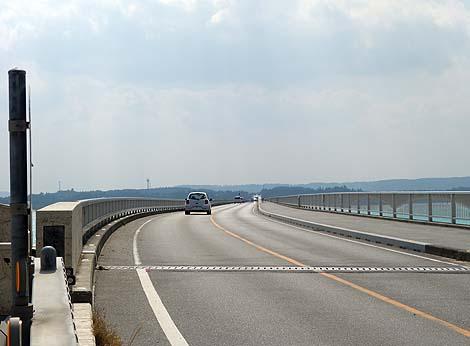 沖縄の綺麗な海を体感したいならここ!通行無料の橋では日本最長です「古宇利大橋」(沖縄県国頭郡今帰仁村)