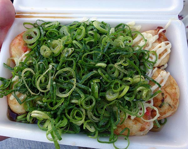 たこ焼き 甲賀流 本店(大阪心斎橋アメリカ村)超有名店で「革命のねぎポン」を食べてみた