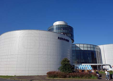 成田空港近くにある飛行機博物館「航空科学博物館」(千葉県山武郡芝山町)