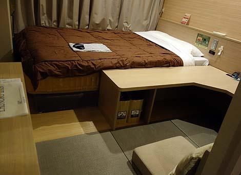 1万円ママチャリ日本一周補完旅での寝泊まりはどうする?