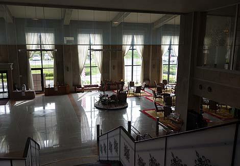 皇室ゆかりの宿ゴージャス系巨大ホテルの日帰り入浴「ニュー村尾浪漫館」(山形上山市)