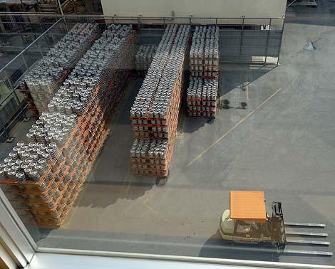 無料で見学そしてその行程も撮影可能なビール工場見学です「オリオンビール名護工場」(沖縄名護)