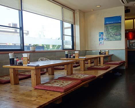 最強食堂 北谷ハンビー店(沖縄中頭郡)さすがの沖縄大盛りランチを体験!