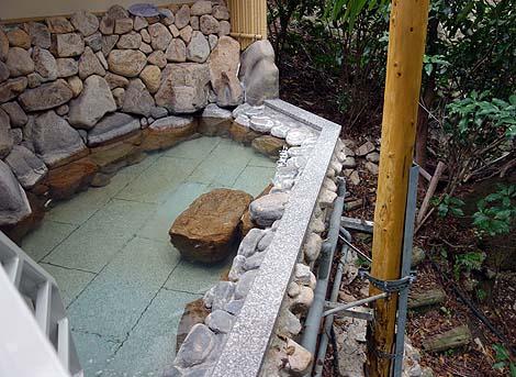 眺めのいい露天風呂は癒やしの時間「塩江温泉郷 さぬき温泉」(香川高松)