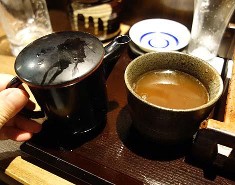 さ竹 新宿店(東京)十割そばをアテにプレモル&日本酒とも150円でいただく
