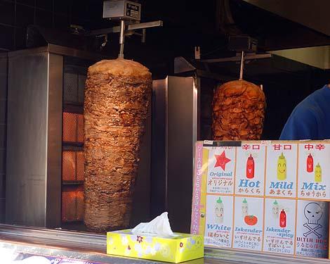 スターケバブ★ホットサンド 秋葉原3号店(東京)秋葉原での有名買い食いグルメを一度は体験