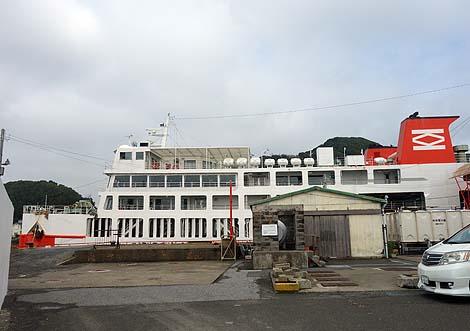 東京湾フェリー(千葉県最南端から神奈川横須賀方面へ35分所要時間のショートカット航路)