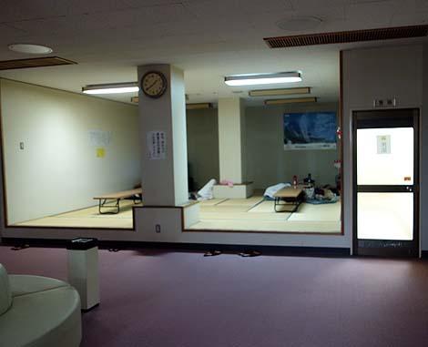 コーラ色をしたアルカリモール泉の源泉かけ流し「福祉健康保養センター つがる富士見荘」(青森北津軽郡)