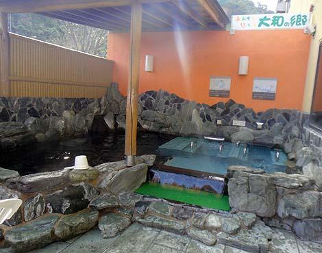 温泉は湧いてませんけど色々設備が揃った銭湯 湯あそびひろば「大和の郷」(徳島阿南)