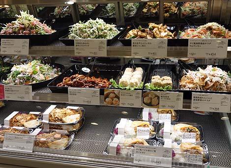 融合 ルミネ北千住店(東京)デパ地下のアジアン料理専門店でシンガポール風チキンライスをテイクアウト