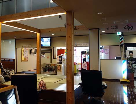 都会によくあるスーパー銭湯タイプ 天然温泉「ゆずき」(岡山市)