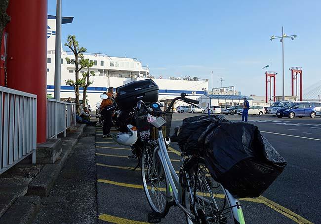 ここで最終目的地を発表です!太平洋フェリーに乗っていざ北海道へ!!(日本一周366日目前編)