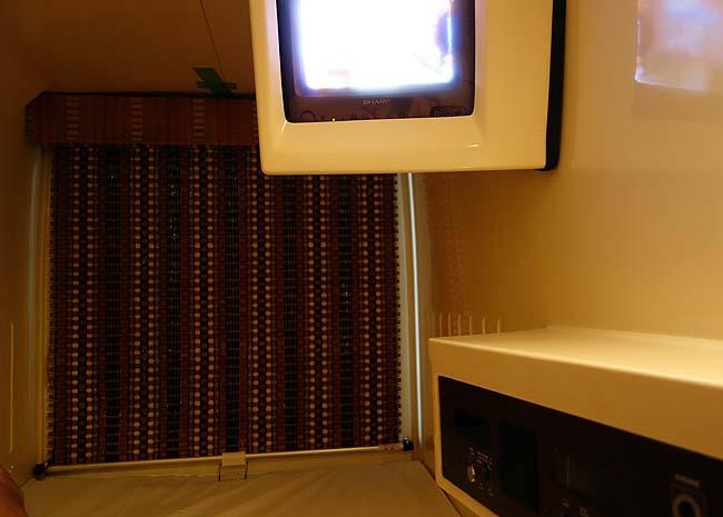 ワンドリンクと朝食ついて3000円と格安のホテル!カプセル&サウナ「コスモシティ福山」(広島福山)