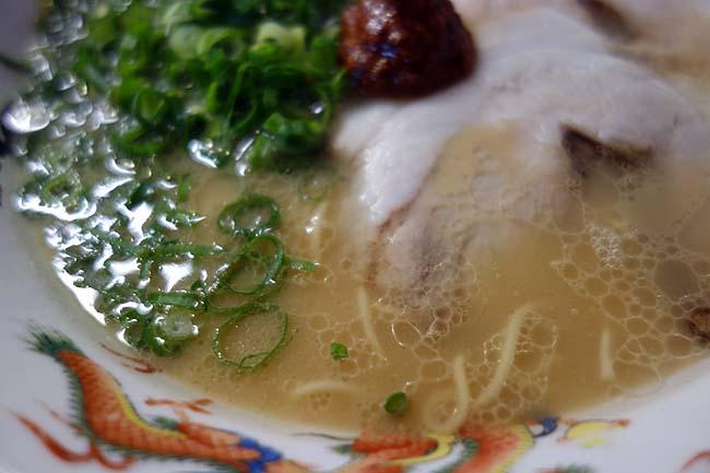 ラーメン暖暮 別府(大分)さっぱりあっさり系豚骨らーめんを自分好みでカスタマイズ