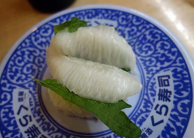 くら寿司 春日野道店(神戸)約10年ぶりに100円均一回転寿司を体験してみた