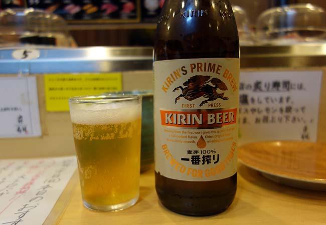 京寿司 小倉店(福岡)小倉駅前繁華街に位置する人気の回転寿司屋さん