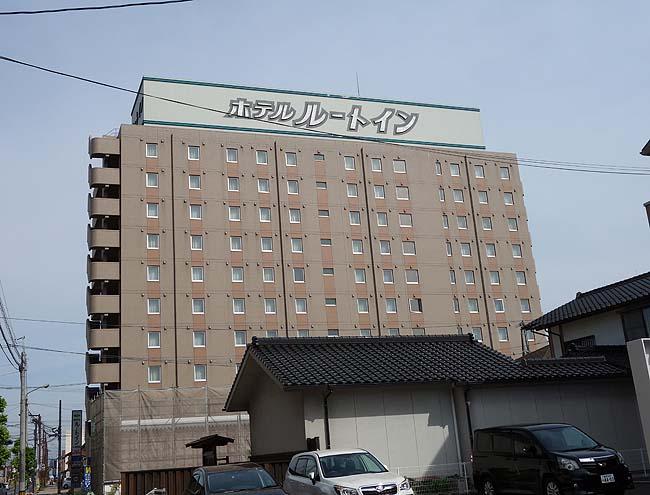 全国チェーン展開しているビジネスホテルを今回初利用してみた「ホテルルートイン中津駅前」(大分)