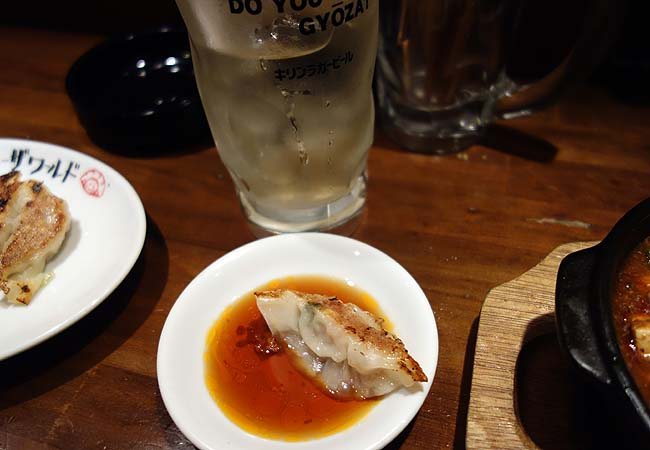 餃子家 龍 新天地店(広島市八丁堀)CP値の高い座り呑みの中華系バルの味は本格的やった