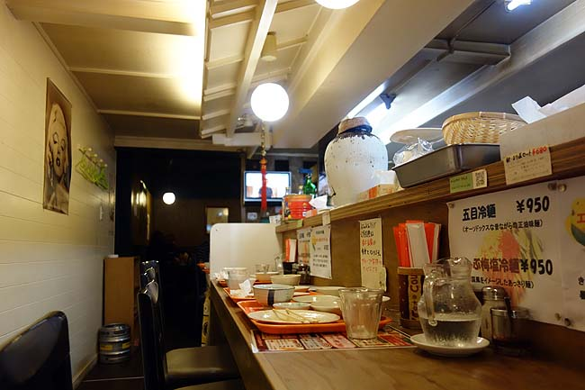 中華厨房 しのあ(北海道札幌)大衆中華のランチでいただくチンジャオロース定食