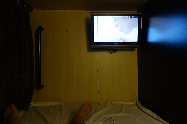 スパホテル ソーレ すすきの(北海道札幌)朝食つき3000円以内で泊まれるカプセルホテルとしてはゴージャス感あります