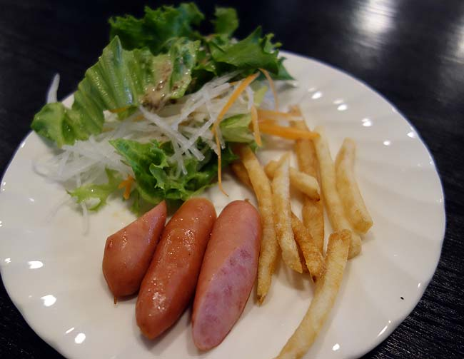 シングル朝食つき3695円のビジネスホテルでミニバイキングつきの和朝食をいただく「サン防府」(山口防府)