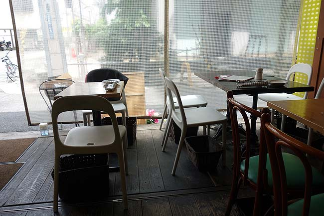 ターナ・フォルノ[tana forno](神戸三宮)石窯で焼く本格ピザの平日限定980円ランチ