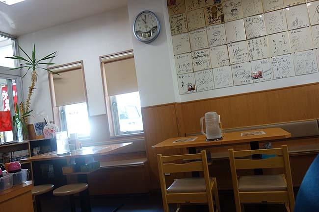 らーめんや天金 四条店(北海道旭川)旭川で人気の醤油ラーメンは納得の旨さであった