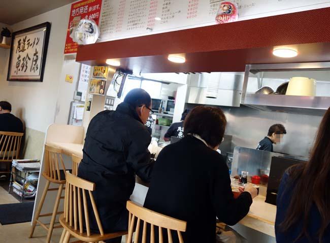東珍康[とんちんかん](広島尾道)元祖尾道ラーメンと言われる大人気店そのお味は?チャーハンとセットで