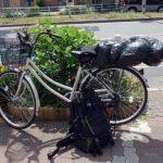 車中泊旅からママチャリ旅へ!新たなる旅路の第一歩です!神戸から進路を西へ(日本一周329日目前編)