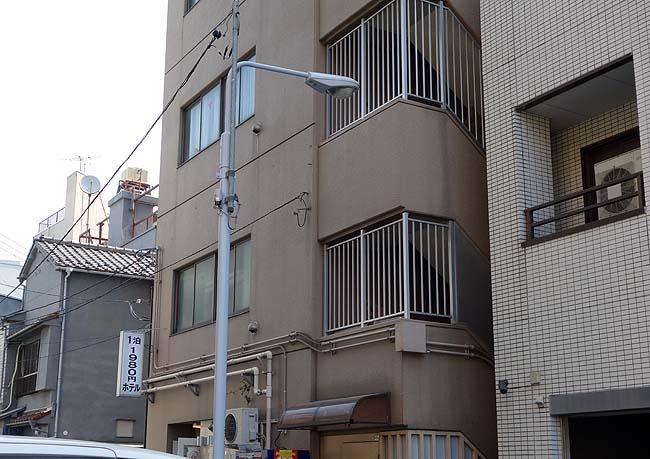 1泊1980円ホテルTokyo(東京入谷)2000円切るこの値段で泊まれるのはネットカフェより魅力的♪