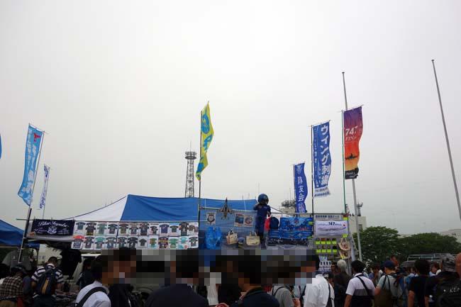 どんより曇り空の「千歳基地航空祭」・・・仕方ない地上展示でもぶらぶら見学に行きましょう