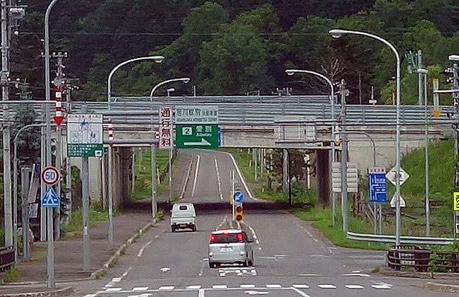 蒸し暑くなった旭川・・・出たくない北海道・・・そうだ!道東へ避暑に行こう♪東へ進路をとれ!