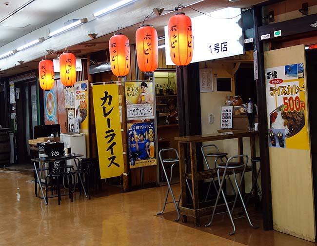 朝カレー・昼ハンバーグ食ったのにさらにおやつで蕎麦2軒をはしごするデブ・・・東京グルメを満喫