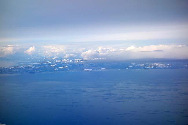 楽しかった九州北部6泊7日旅もこの日で最終日・・・LCC「ピーチ」で雪の大地へ
